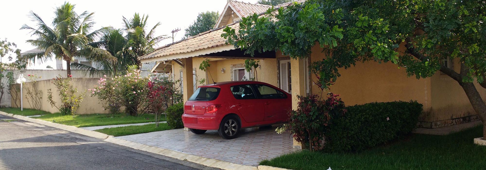 Casa – Cond El Morya – Jd Vitória